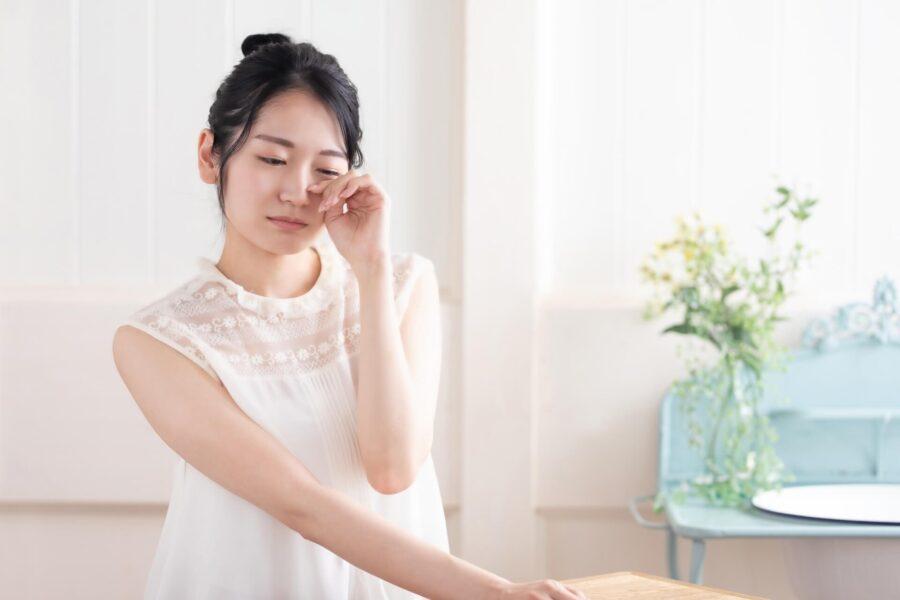 体質改善も叶える!花粉症のつらい鼻水・目のかゆみを軽減する漢方